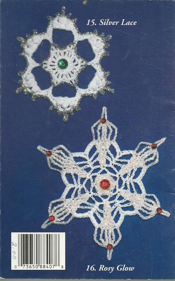 Vintage South Maid Thread Crochet Pattern Book Christmas Etsy