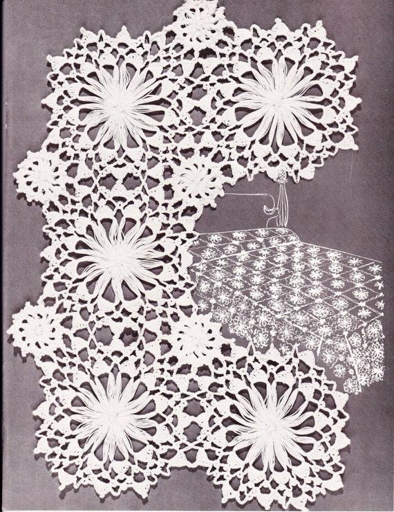 Einfache Art der Blume häkeln Anleitung Buch Muster