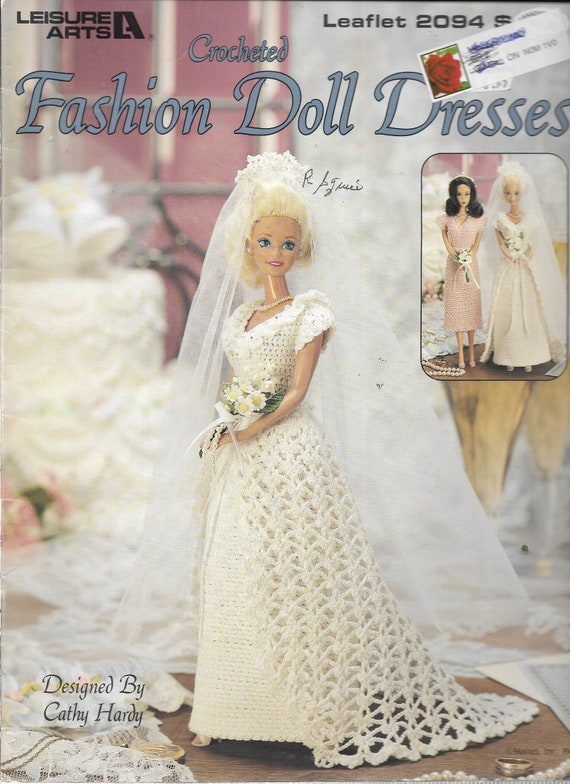 30 Free Crochet Patterns for Barbie Doll Clothes - Yahoo! Voices ...   784x570