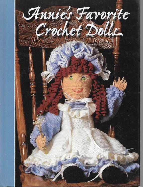 Annie Lieblings häkeln Puppen 39 Häkelanleitungen Puppe