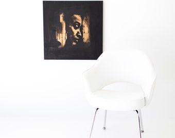 Modern Art Painting, Modern Art Canvas, Modern Art, Iridescent, Female Art,