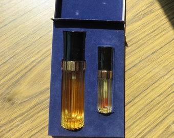 Vintage Arpege Lanvin Parfum Perfume Gift Set