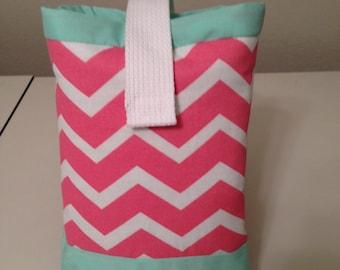Custom Made Diaper Dooty Case/ Diaper Case