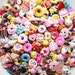 Reviewed by Inactive reviewed 50 pcs mixed lot Food Sweet Treats Kawaii Flatback Resin Cabochons