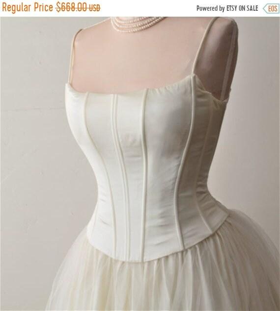 Sexy Sale Save Now 50%off Gunne Sax Dress Corset W