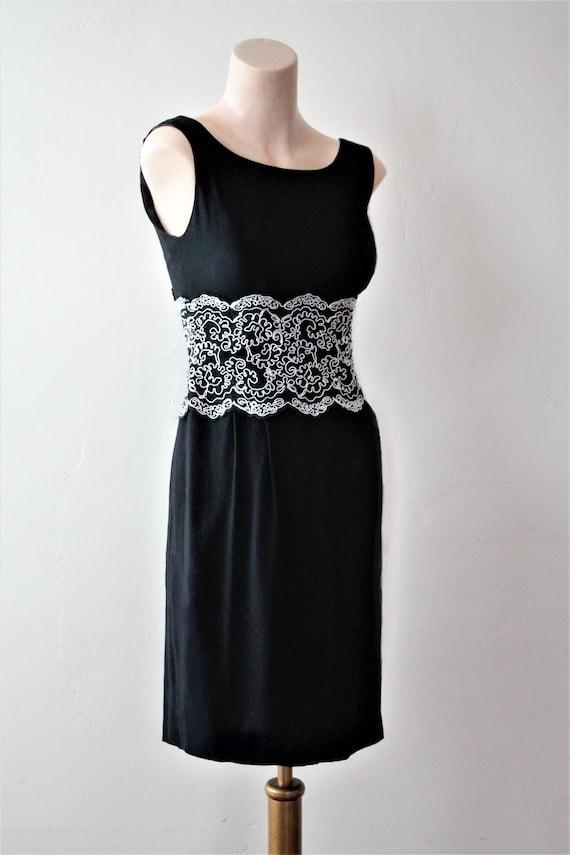 SAVE 50% NOW Audrey Hepburn Dress Bridal Lace Top… - image 2