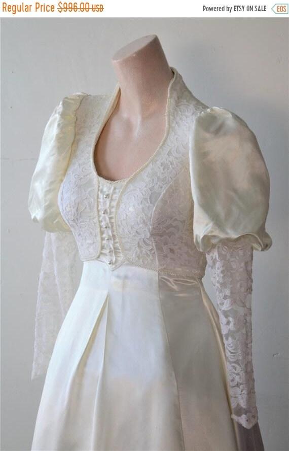 50% Savings Now Gunne Sax Dress Prairie Dress Bish