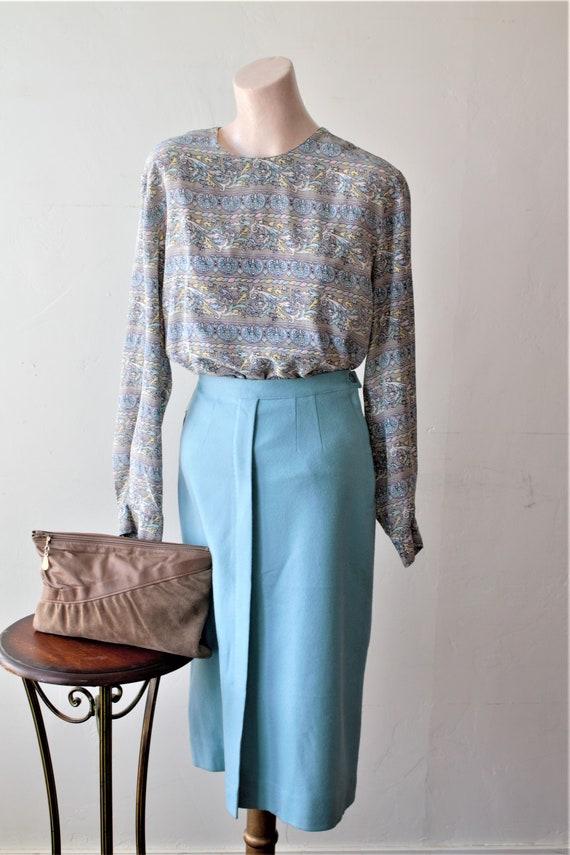 50% Savings Now Baroque Shirt Design Silk Satin B… - image 5