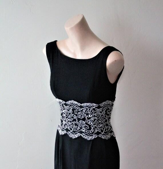 SAVE 50% NOW Audrey Hepburn Dress Bridal Lace Top… - image 6