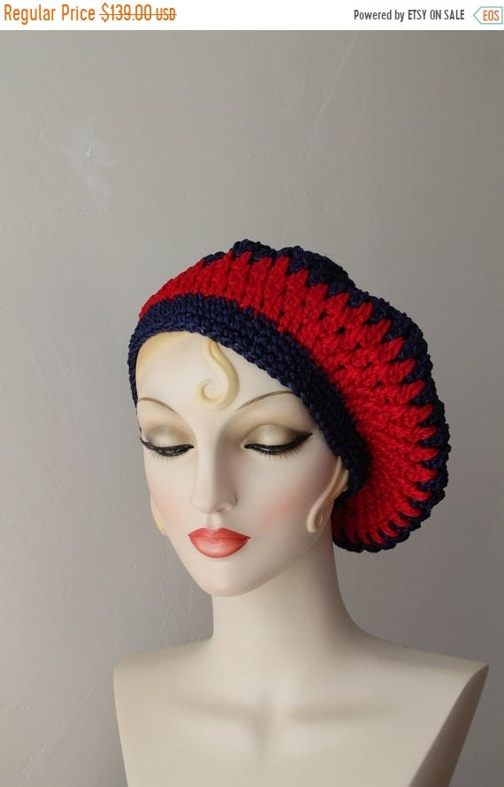 Save Now 50% Off Savings Beret Hats for Women Croc