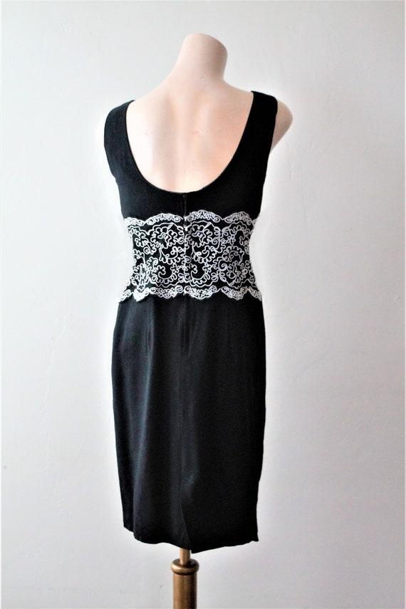 SAVE 50% NOW Audrey Hepburn Dress Bridal Lace Top… - image 7