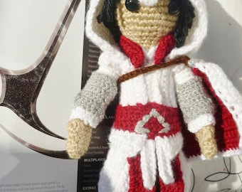 Assassin, Renaissance Assassin, fan art inspired by Ezio Auditore from Assassin's Creed 2/ Brotherhood/Revelations