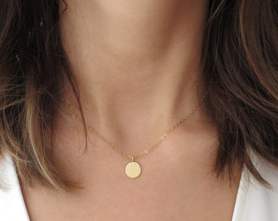 Moroccan Coin Necklace