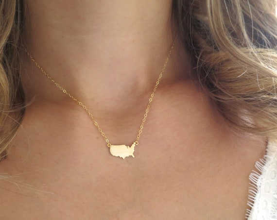 United States Necklace