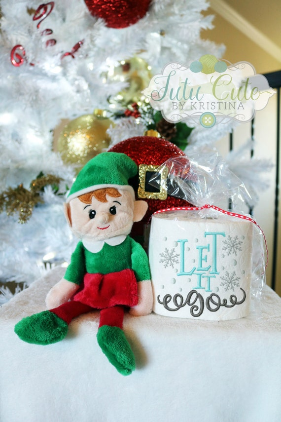 Lustige Weihnachts-Geschenk Rollen Toilettenpapier | Etsy