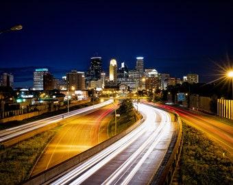 Veins of Minneapolis - Minneapolis, MN - Minneapolis Photography