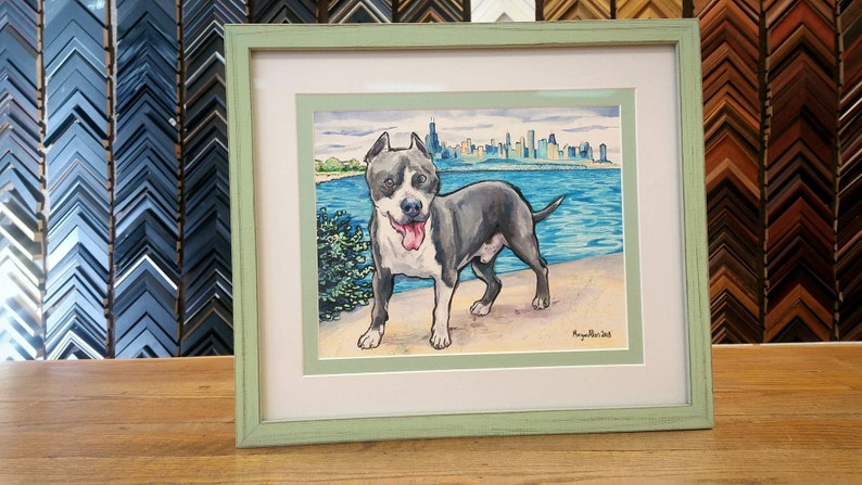Custom Framing for your Art image 0