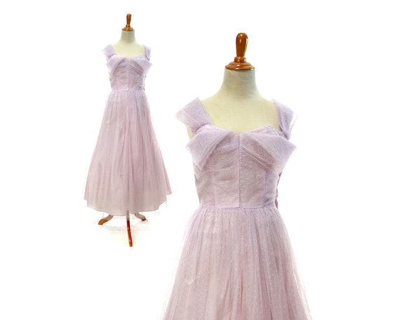 XXS Girls Size 12 1940s dress prom dress purple fo