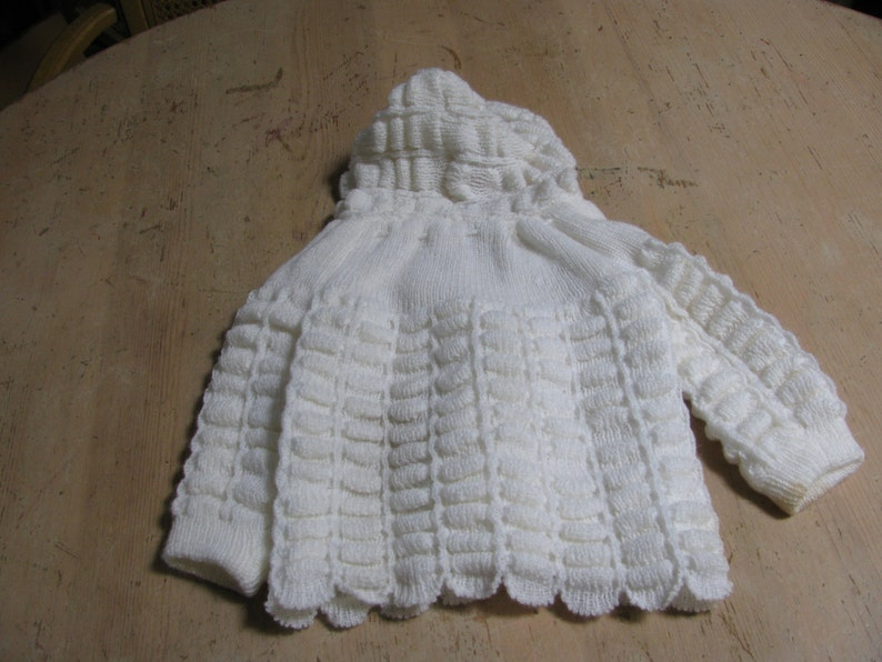 knit top and bottom for 3 month old baby! Vintage Made in Greece