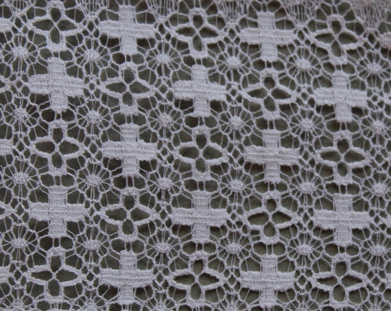 Six Yards of Imported French Lace