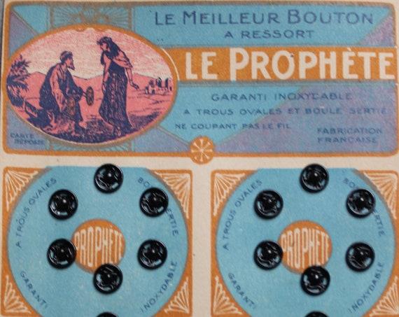 Le Prophète Vintage French Snaps