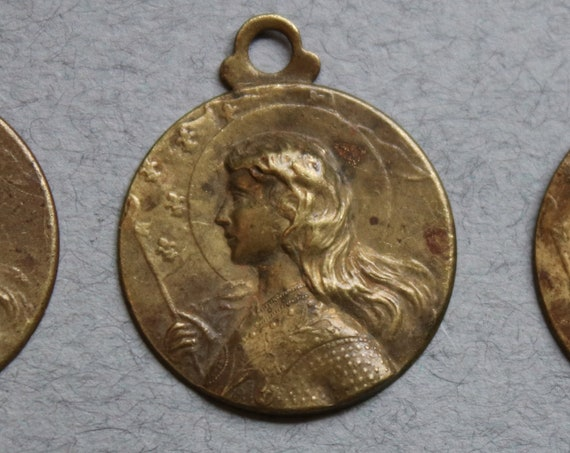 French Jeanne d'Arc (Joan of Arc) Medal
