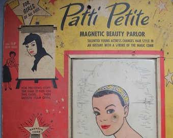 Patti Petite Magnetic Beauty Parlor