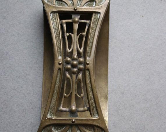 Art Nouveau Ink Blotter