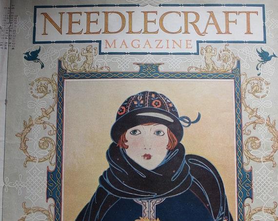 October 1924 Needlecraft Magazine