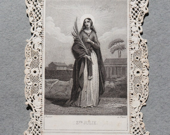 French Canivet of Saint Julie by Dopter of Paris