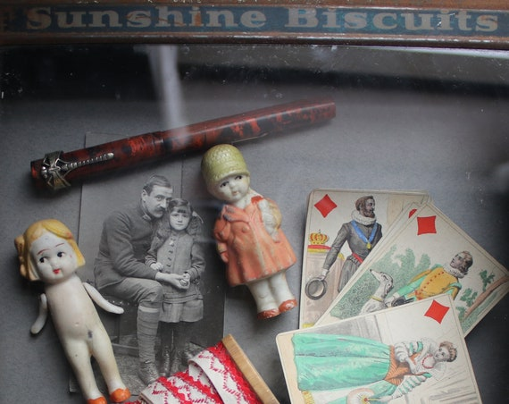 Sunshine Biscuits, Loose-Wiles Biscuit Company Display Case