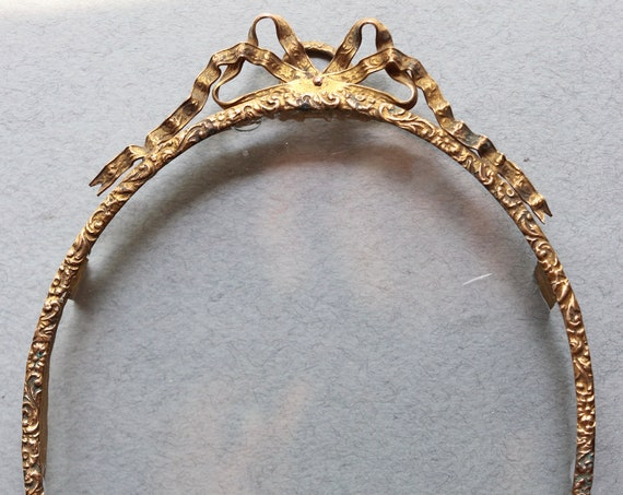 French, Empire-Style Frame, Late 1800s