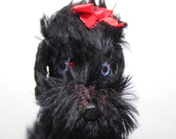 Black Poodle Made in France