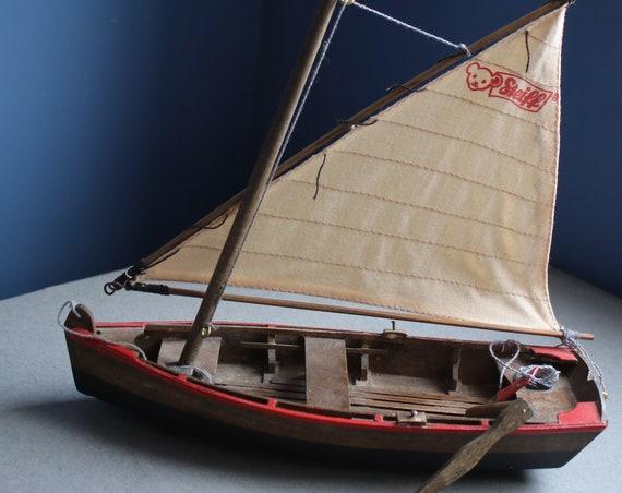 Steiff Sailboat