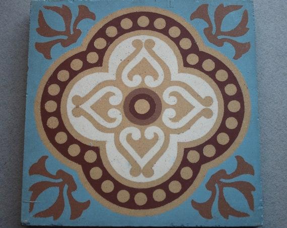 Cement Encaustic Decorative Tile