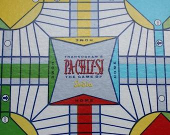 Transogram, 1955, Pachizsi Game Board