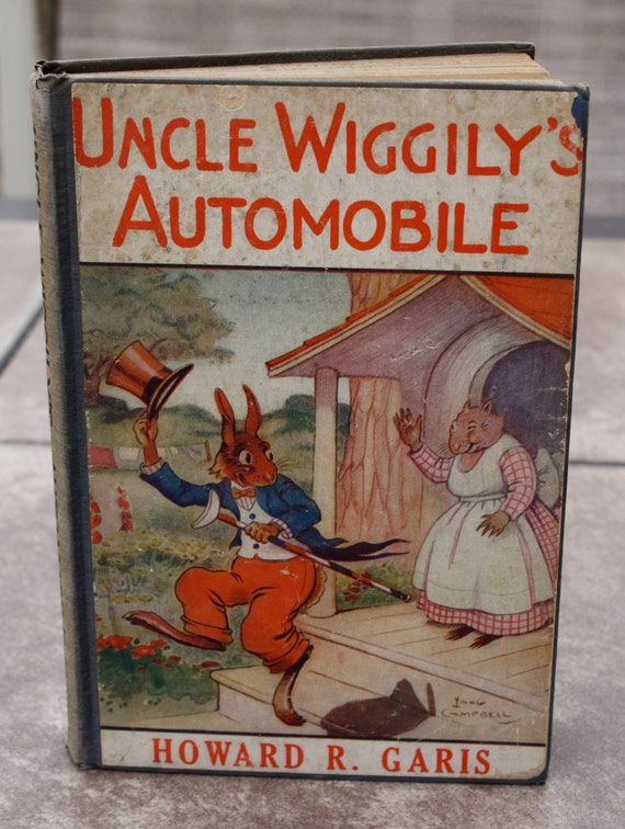 Uncle Wiggily's Automobile