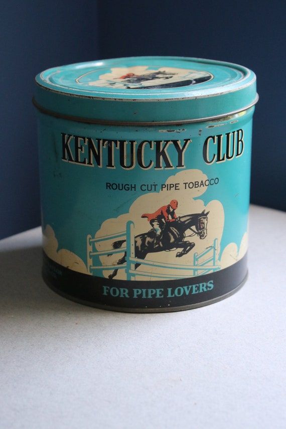 Kentucky Club Tobacco Tin