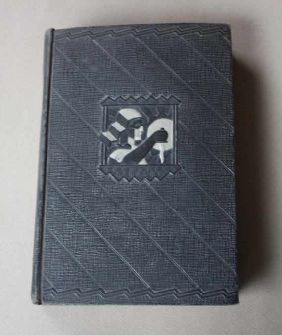 Gaston Leroux's The Mystery of the Yellow Room 1928 Hardcover Detective Locked Room Mystery