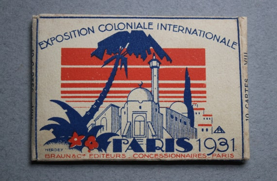 Paris Coloniale Internationale Exposition of 1931
