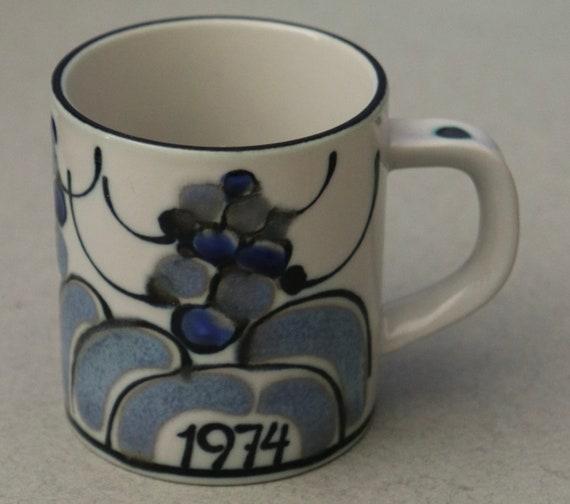 Ellen Malmer, Royal Copenhagen, 1974 Small Mug