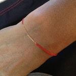 Kabbalah Barcelet, Red String Bracelet, Bendel, Israel Bracelet, Jewish Jewelry, Shop for a Cause, Do Good, Charity Bracelet