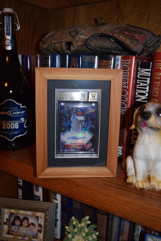 Free Shipping Rare Beckett Graded Baseball Card Holder Size Deep