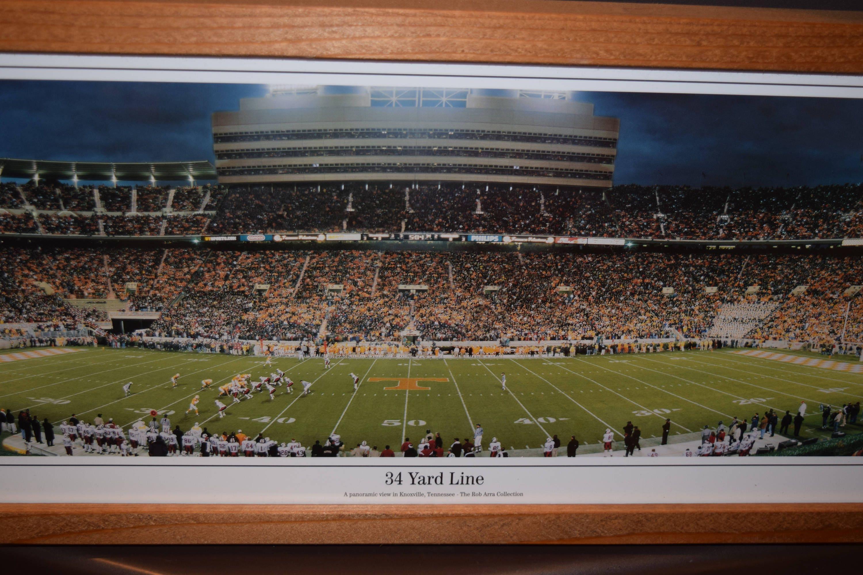 1998 National Champions; Fiesta Bowl Football University of Tennessee Rob Arra