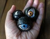 Eye balls set of three...