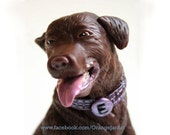 Custom pet dog sculpture ...
