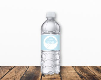 Little Princess Baby Shower Little Princess Water Bottle Etsy