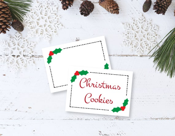 picture relating to Printable Mistletoe called Printable Xmas Labels, Xmas Printables, Mistletoe