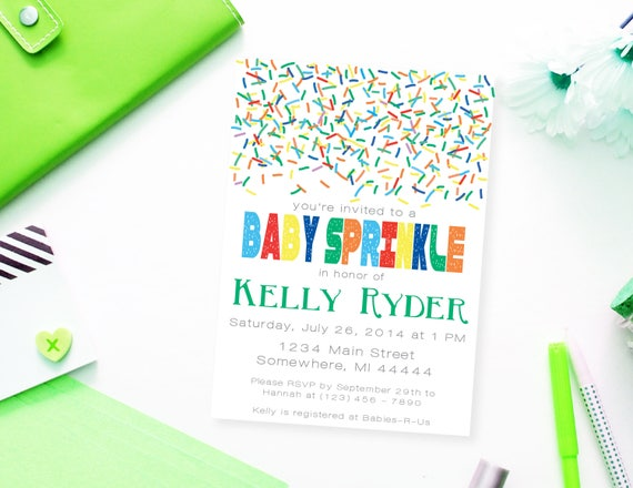 boy baby sprinkle invitation boy baby shower invitation etsy