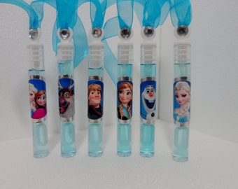 15 Disney Frozen Elsa Anna Olaf Bubbles Wand Birthday Party Favor cute and easy to use